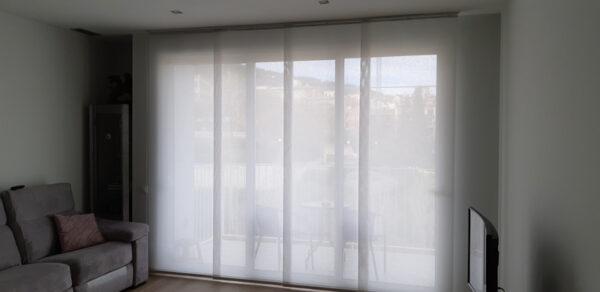 cortisa paneles verticales