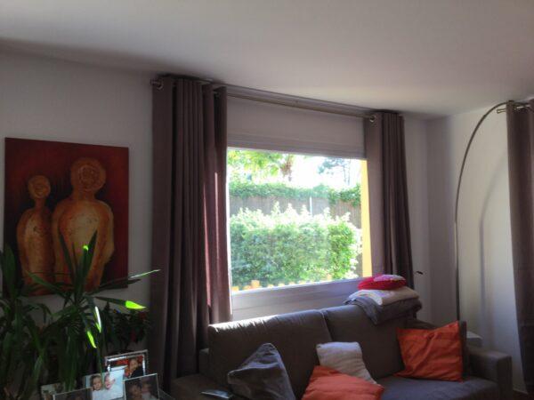 cortinas con ollaos