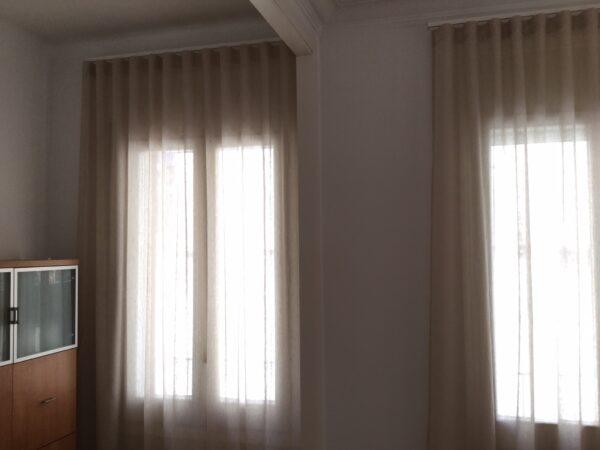 cortina tradicional
