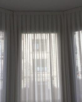 cortina a pala
